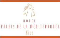 Hotel Palais de la méditérranée